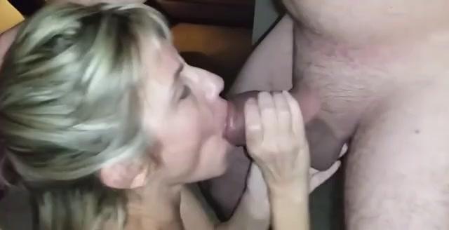 Milf cum mouth
